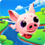 Juju Pig  Fly  Chase of Apple