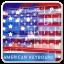 American Keyboard with Emojis