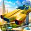 Flying taxi simulator