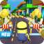 Subway Banana Run - Minion Adventure Rush