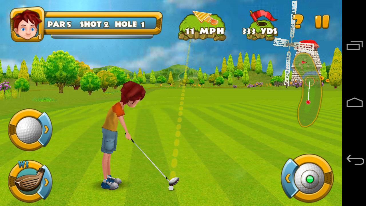 Championnat de Golf
