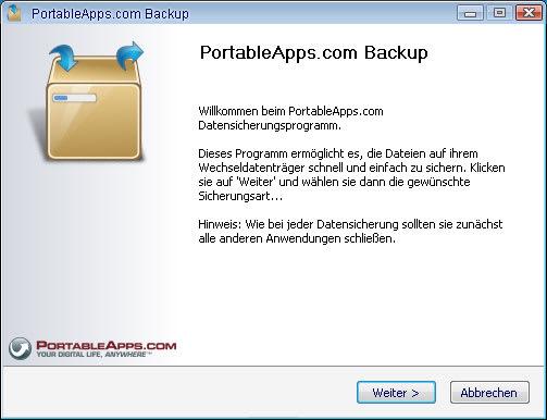 PortableApps Suite Light
