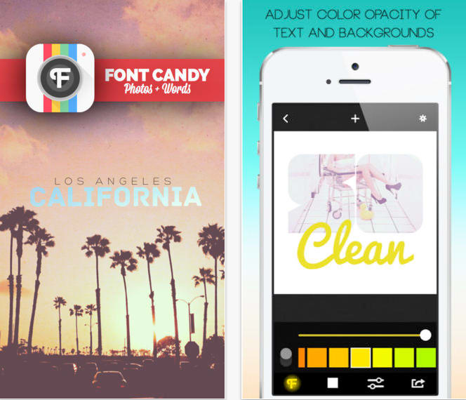Font Candy