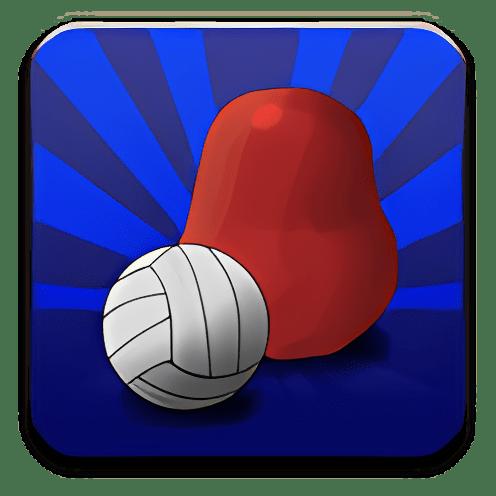 Blobby Volleyball