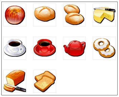 Coffee Break Icons