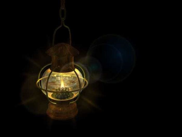Lantern 3D Screensaver