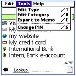 InfoLock Password Manager