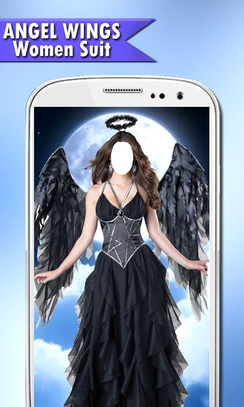 Angel Wings Women Suit