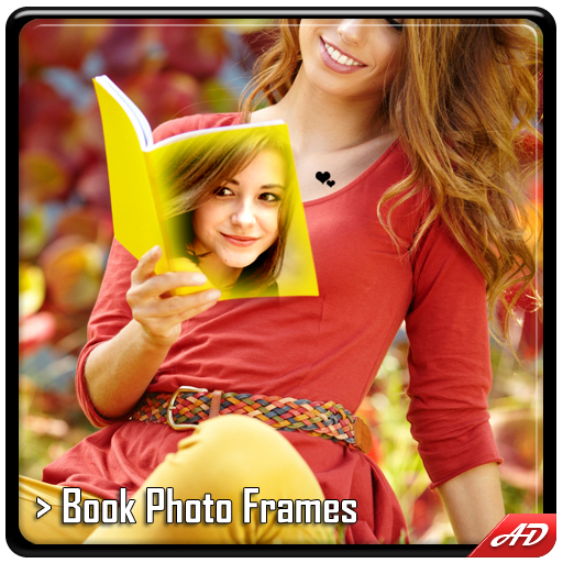 Book Photo Frames New