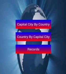 Capital Cities Trivia