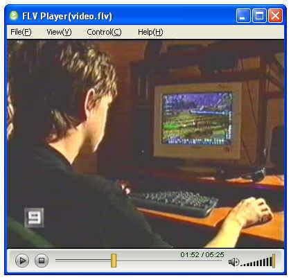 Moyea FLV Player