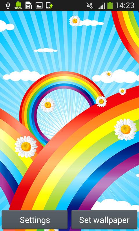 Rainbow Live Wallpapers