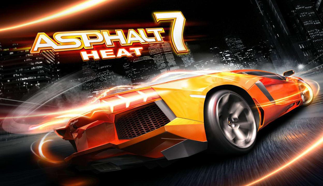 Asphalt 7: Heat for Windows 10 (Windows)