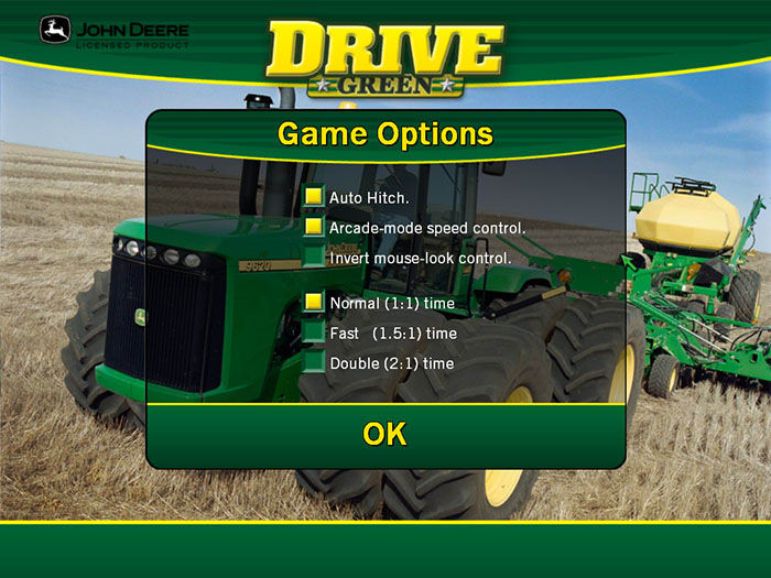 Get your game face on because Drive Green Demo Days are back