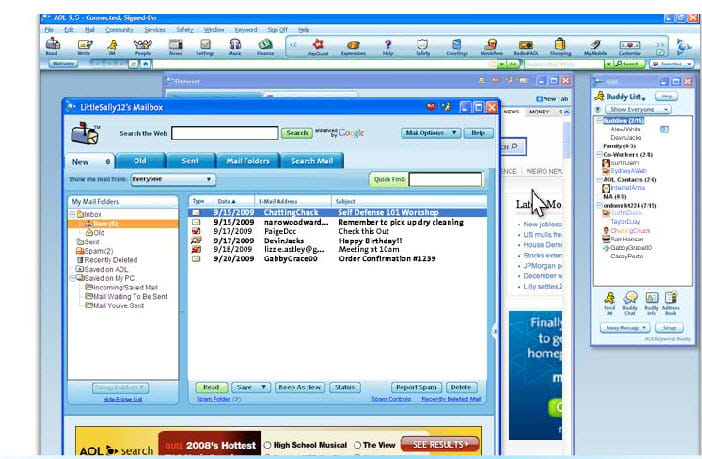 Download aol desktop 9.6