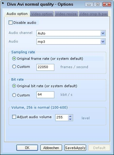 E.M. Free PowerPoint Video Converter