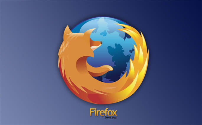 Firefox Wallpaper Pack