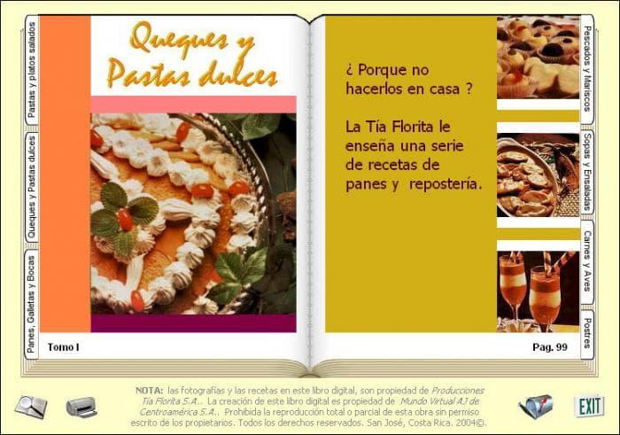 Mi libro digital de cocina descargar - Libros de cocina originales ...