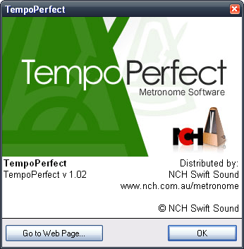 TempoPerfect