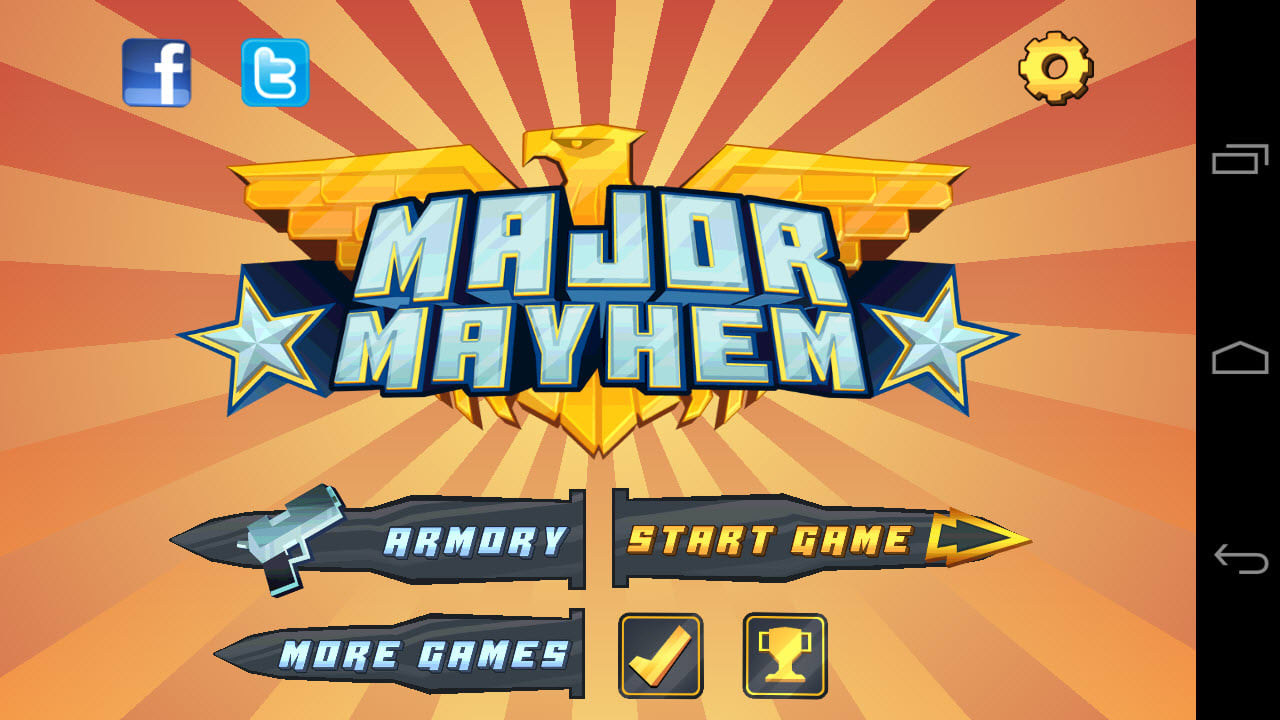 Major Mayhem For Android Download