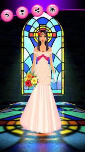 vestido de boda de juegos