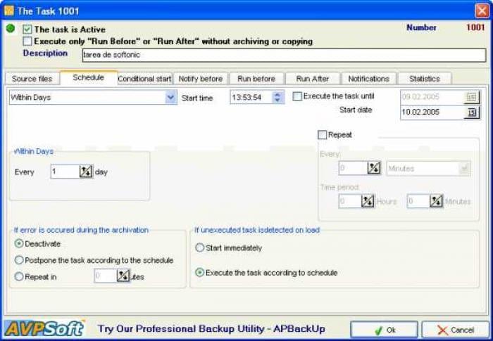 Save2FTP (APBackup)