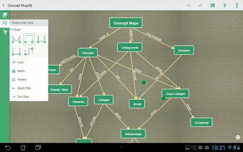 iMindQ (mind mapping)