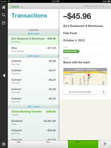 Mint Personal Finance 3.7.0