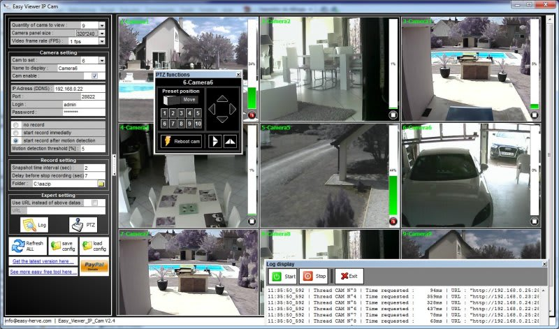Easy Viewer IP Cam