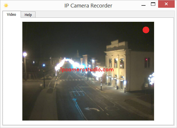 IP Camera Recorder