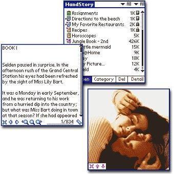 HandStory Basic PalmOS