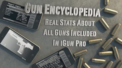 iGun Pro HD - The Original Gun Application
