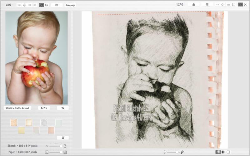 Pencil Sketch EZ