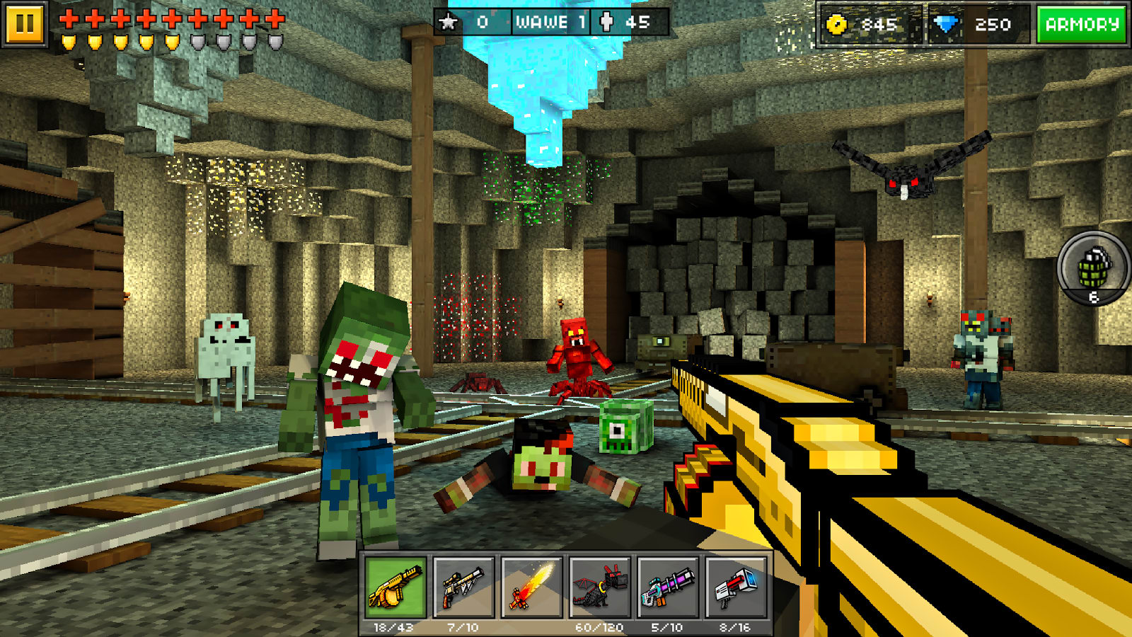 Pixel Gun 3d For Android Download