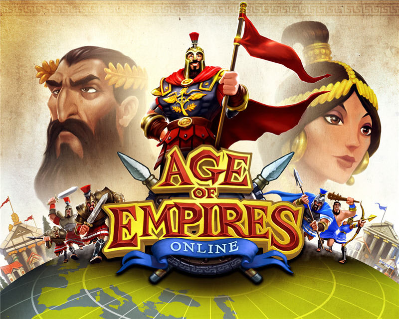 Age of Empires Online Wallpapers