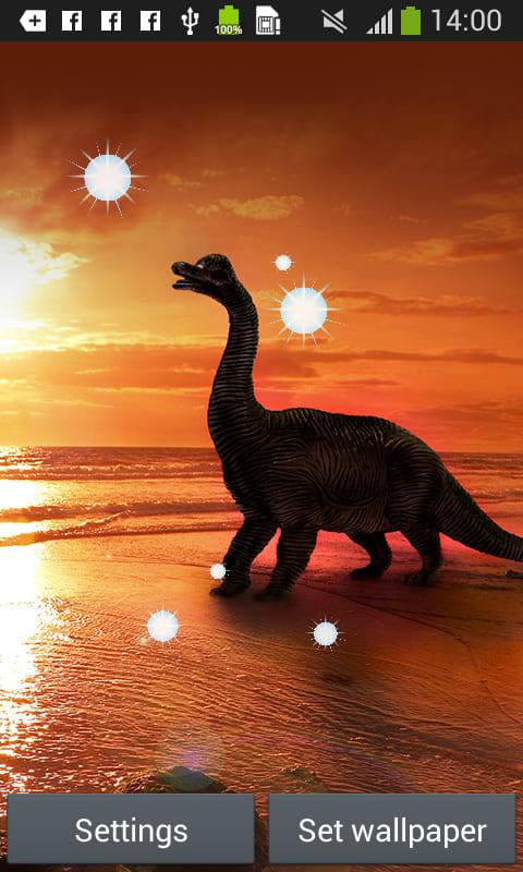 Dinosaur Live Wallpapers