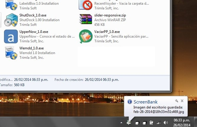 ScreenBank