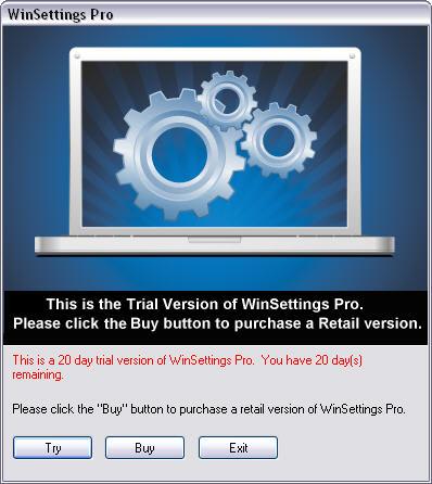 WinSettings Pro