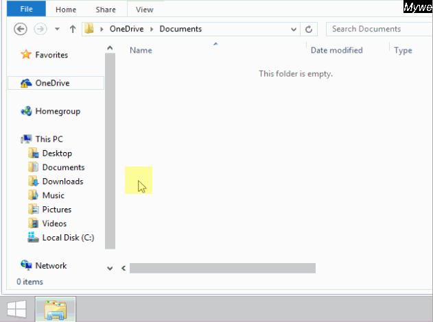 Mywe Desktop manager
