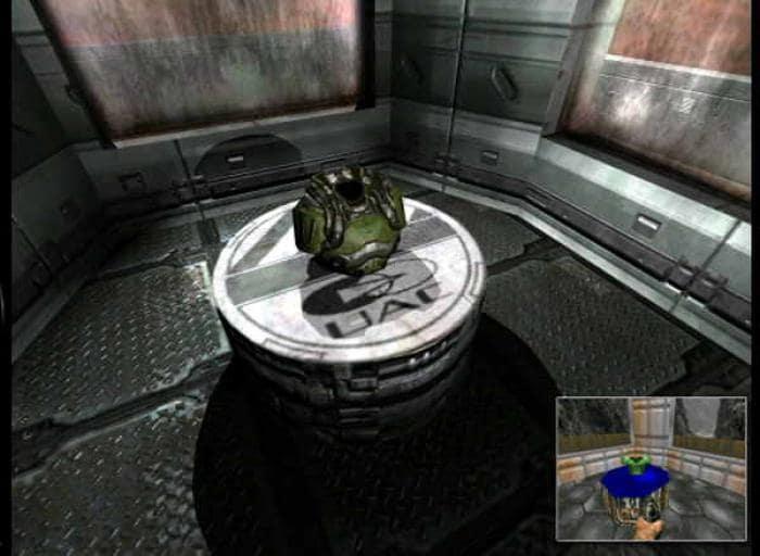 Classic Doom 3