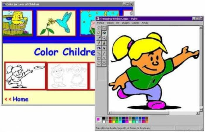 ABC Color With Me