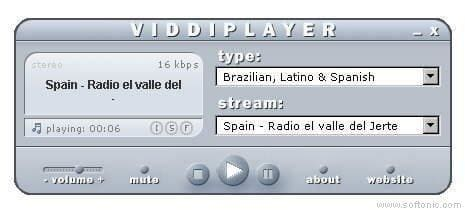 Viddi Player