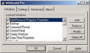 WinGuard Pro 2010