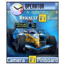 Renault F1 Theme