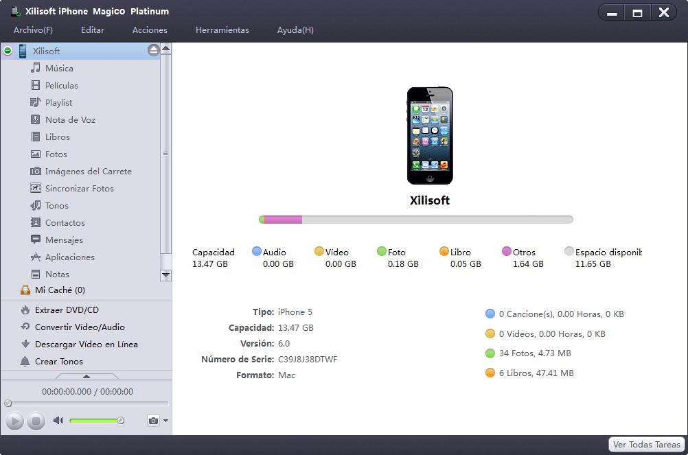 Xilisoft iPhone Magico Platinum