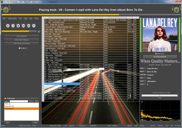 Easy-Data Mediacenter