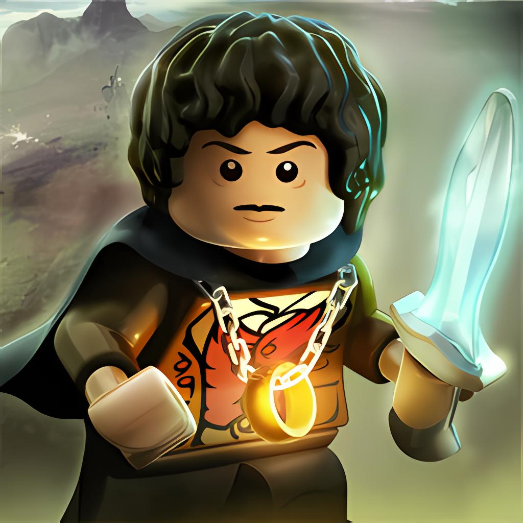 LEGO Senhor dos Anéis