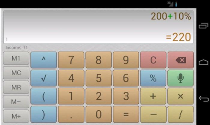 Voice Calculator