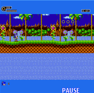 Sonic The Hedgehog: Part One
