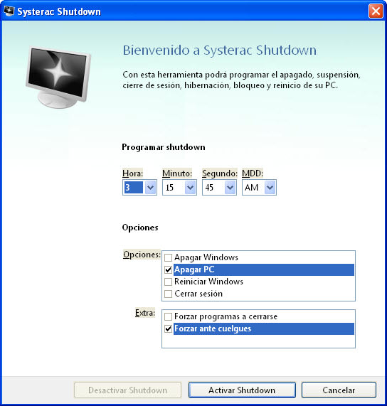 Systerac Advanced Tools for Windows 2011